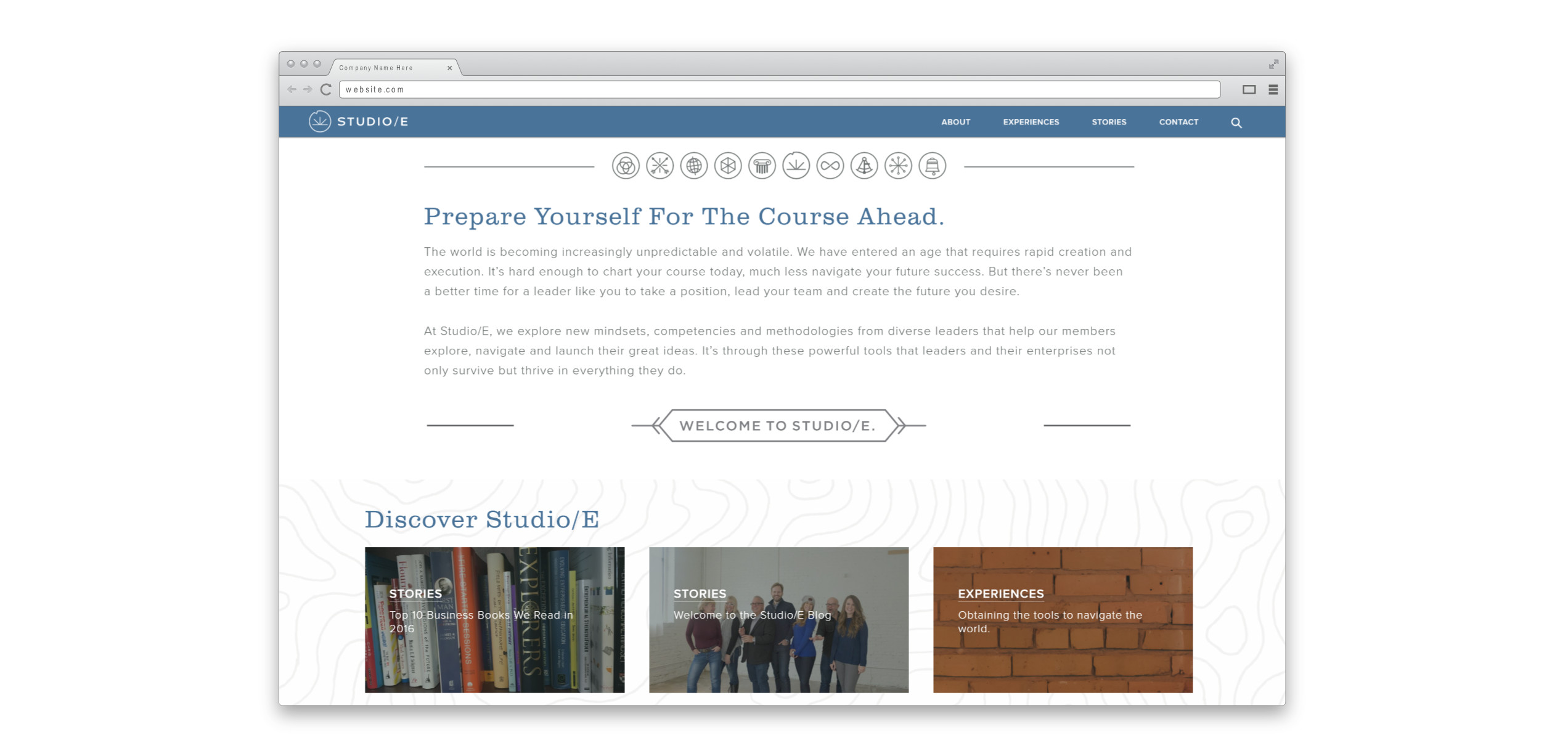 And Navigate Ideas That Create The Future Our Long Time Development Partners Friends At Room 34 Created A Custom Member Sign In Portal Site